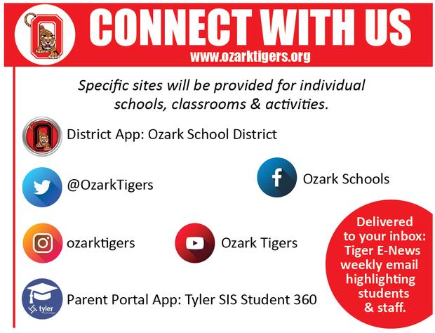 Ozark Tiger E-News