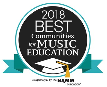 "SCS Recognized as ""Best Community for Music Education"" for 5th Straight Year"