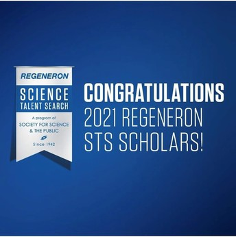 Blair Tops the State with Four Regeneron Scholars!