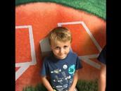 Cooper Elliott- Kindergarten