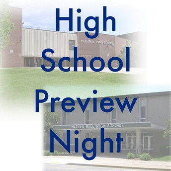 8th Grade High School Preview Night