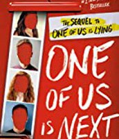One of Us is Next by Karen M. McMannus