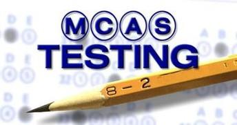 MCAS Testing begins April 2!