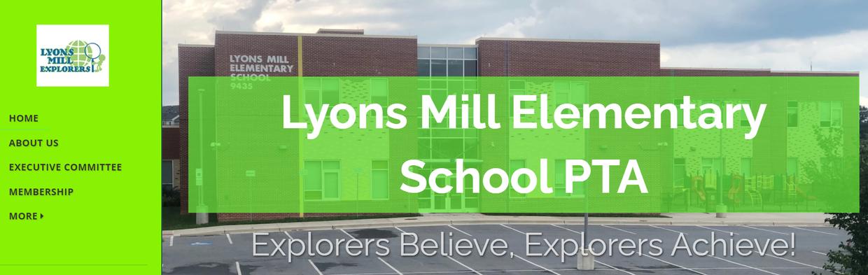 Lyons Mill PTA