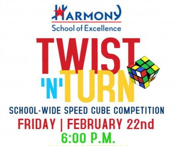 School-wide Speed Cube Competition