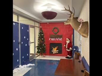 Christmas Den