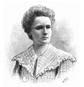 Women's History Month Highlight - Marie Curie