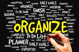 Ways to Organize your Life