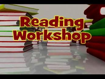 Reading Workshop [CANCELLED]