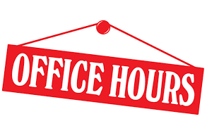 Counseling & Main Office Hours