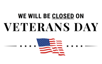 The TST BOCES campus will be closed on Wednesday, November 11, 2020 for the Veteran's Day holiday.