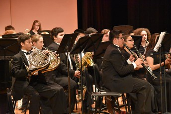 GHS Spring Band Concert featuring United Sound