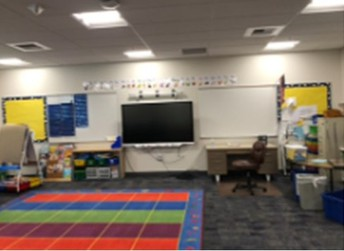 This is one of our classrooms