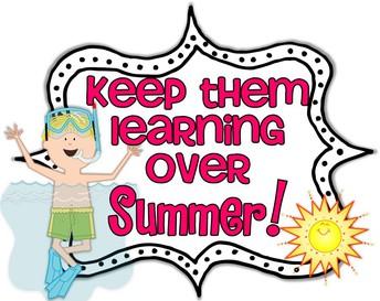 Summer Math Work
