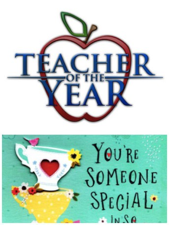 Teacher of the Year (TOY) and Someone Special (SOS) Nominations