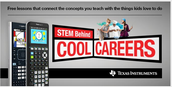 Announcing a NEW STEM Behind series from TI and John Urschel