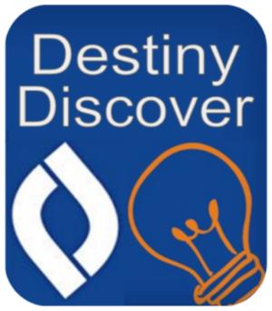 Library Catalog ~ Destiny Discover