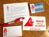 OHVA Boosters are on the move -- to host F2F events!