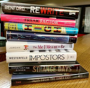 Fantastic New Reads in the Library