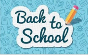 First 2 Weeks of School September 9-18