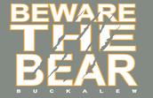 Beware Bear Shirt