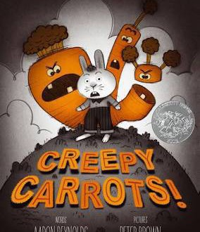 Read Aloud and Craft: Creepy Carrots