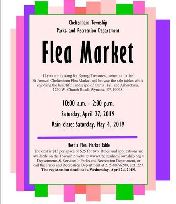 Parks & Rec Flea Market