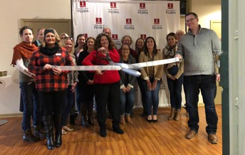 Official Ribbon Cutting Ceremony