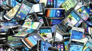 Cellphones at Vogeltown