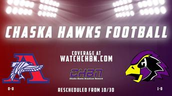 Stream the Varsity Football game!