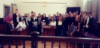Z wizytą w Sądzie