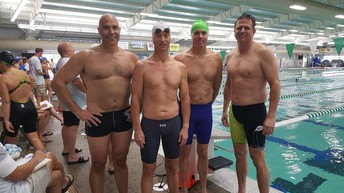 Men 400 Medley 200+