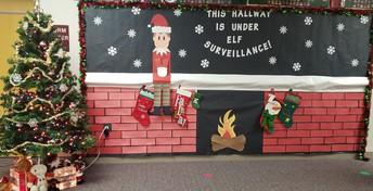 Northridge Lobby Decorations