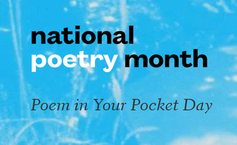 Teacher Resources- Poem in Your Pocket