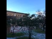 Churchill Snowfall