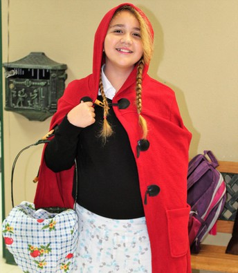 Character Day - Little Red Riding Hood