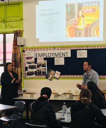 Employment Class 302/202