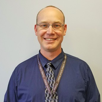 Congratulations to David Hubbard, CVUSD's Director, Technology Services