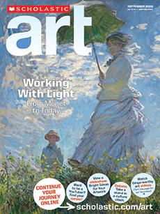 Art Magazine Link