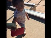 Zoe-learning early!