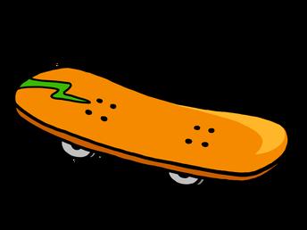 "Skateboard ""Float"" Parade"