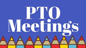 PTO Meeting - January 14th