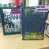 New Books by your Favorite Authors!