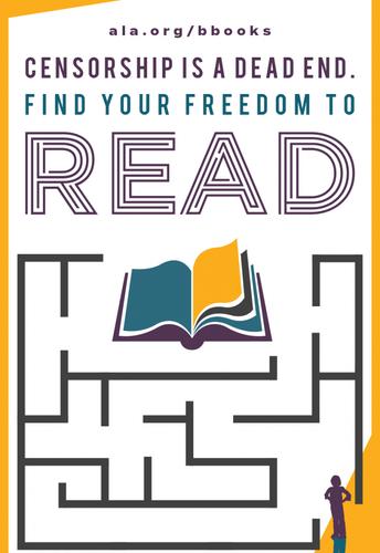 ALA Banned Book Week: Sept. 27 - Oct 3, 2020