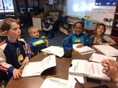 Mrs. Conaway's class