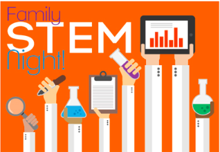 Save the Date for FREE Family FUN STEM Night—March 15th at MHS