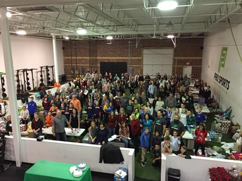 Strongsville City Schools Join Together in the Spirit of Holiday Giving