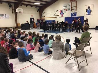 Waukesha South High School Jazz Band