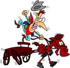 Rodeo Break!