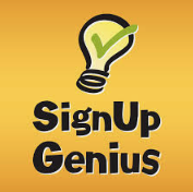 Sign Up for Conferences through Sign Up Genius